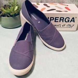 Superga 2210 COTW Slip on Sneakers Size 9 EUR 40